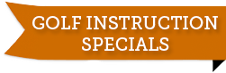 golf instruction special banner