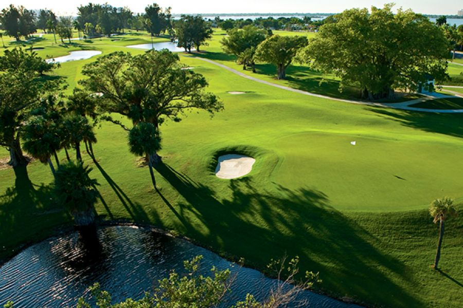 Normandy Shores. Golf how it was meant to be.